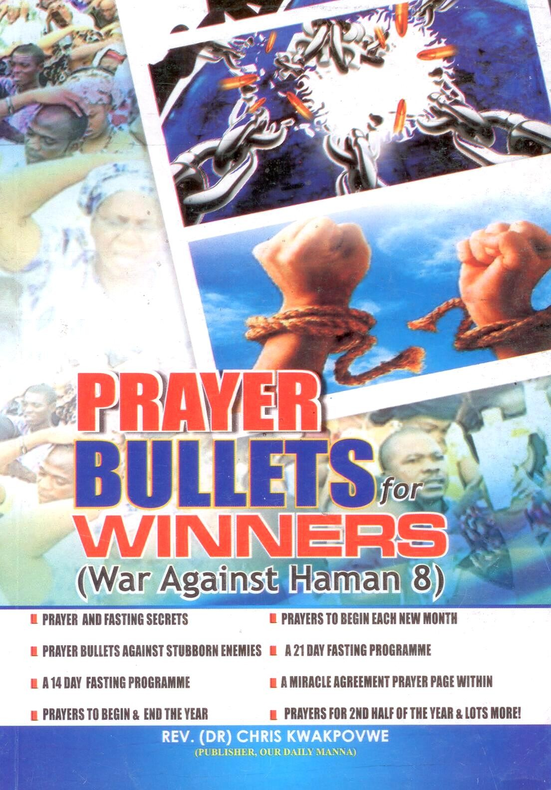 War Against Haman: A Prayer Bullet Book | thankGODforJESUS org